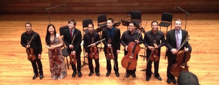 Cuarteto Yaracuy en Buenos Aires