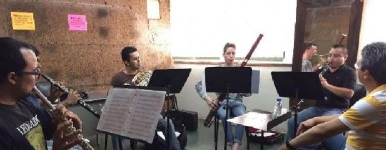 Conciertos y recitales ponen el broche de oro al II Festival de Quinteto de Vientos Madera